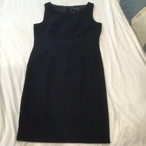 Kasper Black Sheath Dress